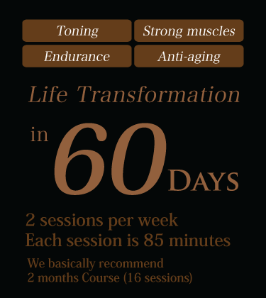 Life Transformation in 60days