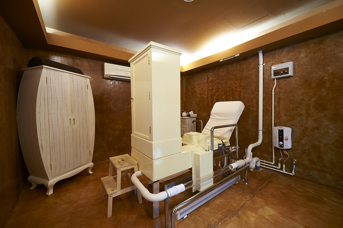 Colonhydrotherapy